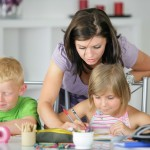 Home Schooling a Preschooler