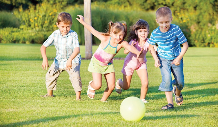 exercise and kids - Exercise Pictures For Kids