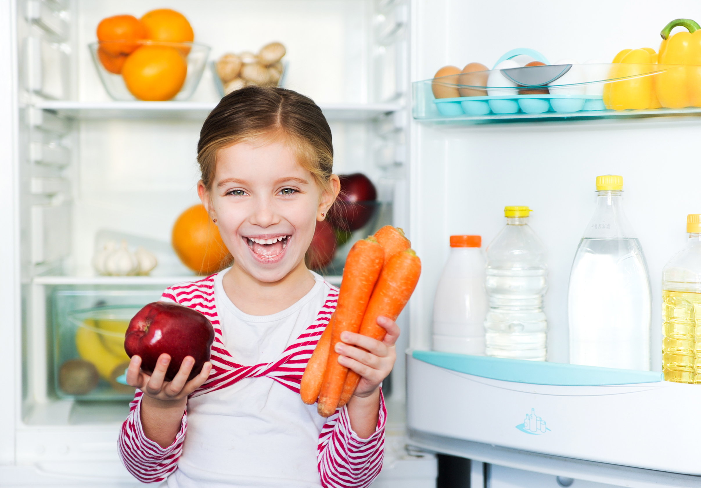 children and food Food safety concerns for children under five foodsafetygov children under the age of five are at an increased risk for foodborne illness and related health complications because their immune systems are still developing.