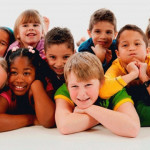 Child Teaching At Age 6